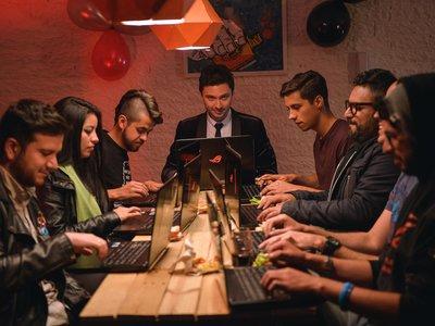 La Venganza de DiegOver: la miniserie con la que Asus quiere promocionar la ROG ZEPHYRUS GX501 en Colombia