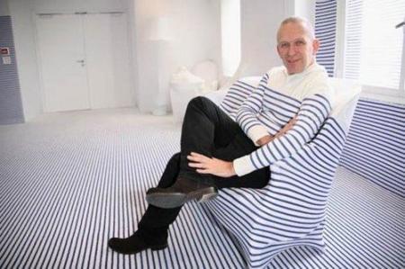 Jean Paul Gaultier diseñará una colección de hogar para Roche Bobois