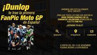#DunlopFanPic o como Dunlop hace la primera Fan Pic de la historia de MotoGP en España