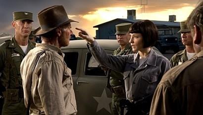 'Indiana Jones y el Reino de la Calavera de Cristal' provoca indignación