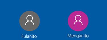 Cómo cambiar de usuario en Windows 10