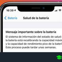 Recalibrado de batería en iOS 14.5: qué es, a qué móviles afecta y cómo funciona