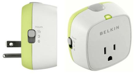 Belkin Conserve Socket, un enchufe con temporizador