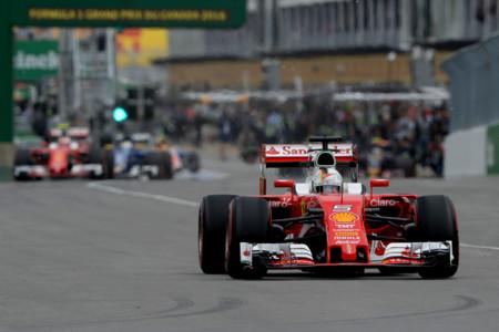 Ferrari, más cerca que nunca de los Mercedes