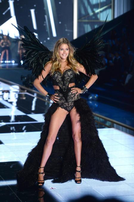 Doutzen Kroes Victorias Secret 2014 Angel Ball