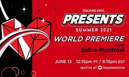 Cómo ver el evento de Square Enix en el E3 2021 desde México con el gran anuncio de Eidos Montréal