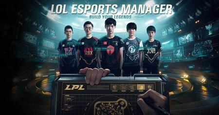 League of Legends Esports Manager, el juego para móviles con el que lideraremos nuestro equipo de LoL, se muestra en un nuevo tráiler