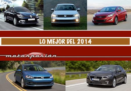 Mejor compacto, lo mejor del 2014 en Motorpasión México