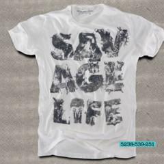 Foto 4 de 5 de la galería pull-and-bear-camisetas-con-animales-2010 en Trendencias Hombre