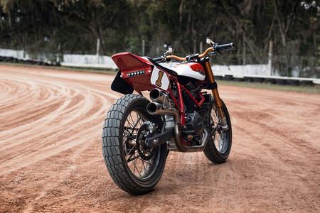 Ducati Flat Tracker 7