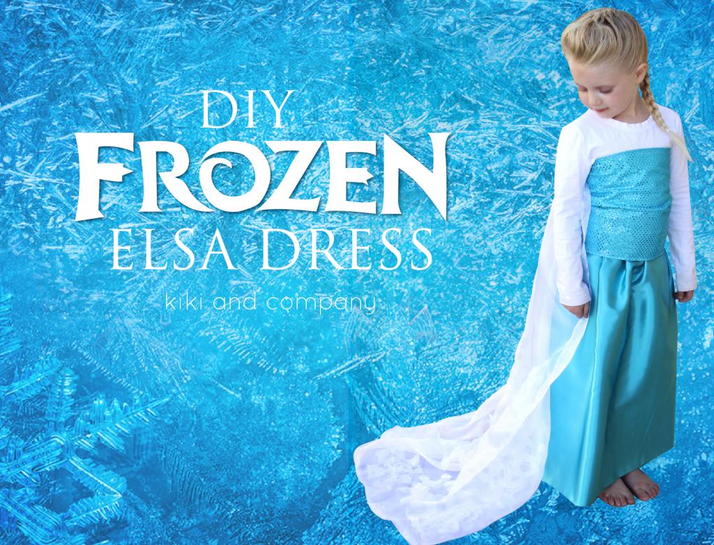 Once Disfraces Diy Para Ninos Frozen Y Otras Princesas Disney