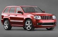 Jeep Grand Cherokee SRT-8, precios en España