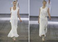 Alexander Wang, colección Primavera-Verano 2011 en la Semana de la Moda de Nueva York