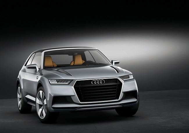 Audi Crossline Coupé Concept