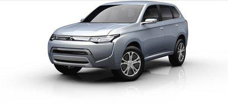Mitsubishi Concept PX-MiEVⅡ