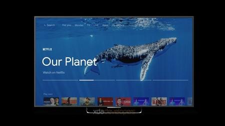 Se filtra la nueva interfaz de Android TV en vídeo: así será su renovación más importante