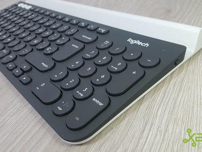 Logitech K780, análisis: así es el teclado que puede controlar hasta tres dispositivos al mismo tiempo