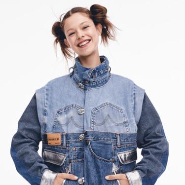 La chaqueta icónica de Desigual ya ha invadido el street style: estaba claro que pasaría