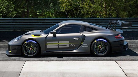 Porsche 911 Gt2 Rs Clubsport 25 Manthey Racing