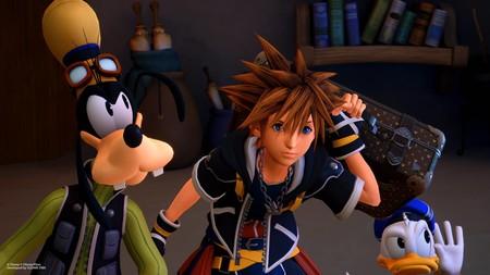 Kingdom Hearts: VR Experience se nos va a enero de 2019