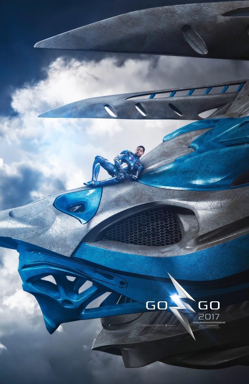 Foto de 'Power Rangers', carteles de los protagonistas del reboot (8/10)