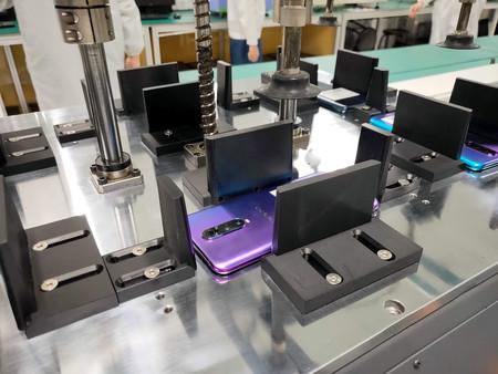 Así es el campus de OPPO en Dongguan: una maquinaria capaz de producir 311 móviles por minuto envuelta en una miniciudad