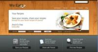 We Eat, comparte tus mejores recetas y conoce otras nuevas