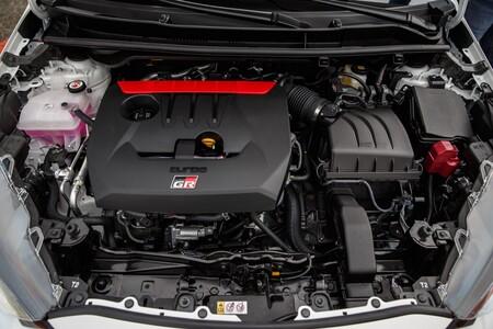 Toyota GR Yaris motor