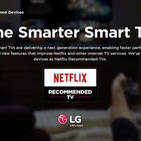 Netflix continúa recomendando teles para disfrutar de su servicio y estos son de momento los modelos para 2018