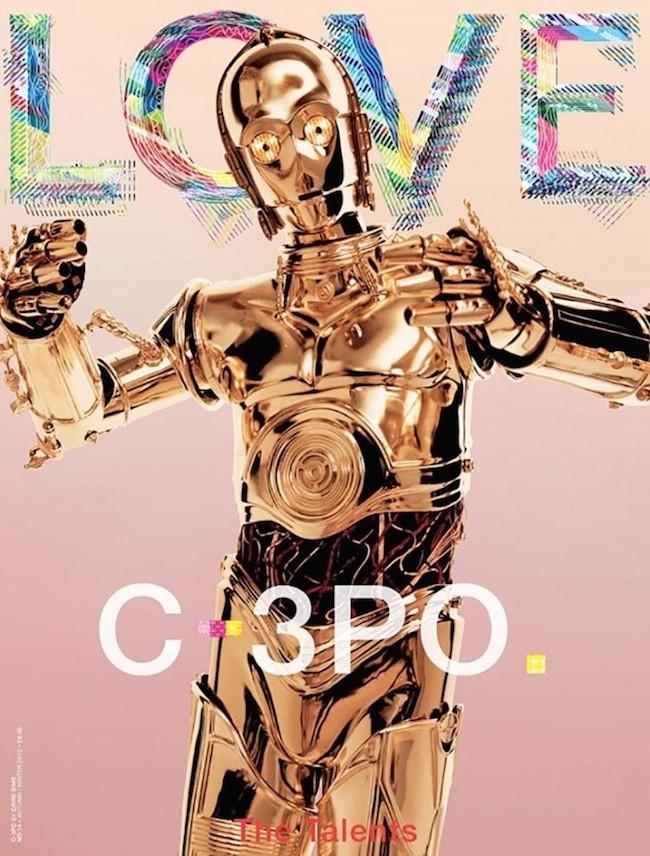 Love Magazine Crpo
