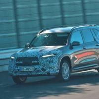 ¡Pillado! El Mercedes-Benz EQB será el próximo SUV eléctrico de Mercedes-Benz, y ya se está probando en Nürburgring