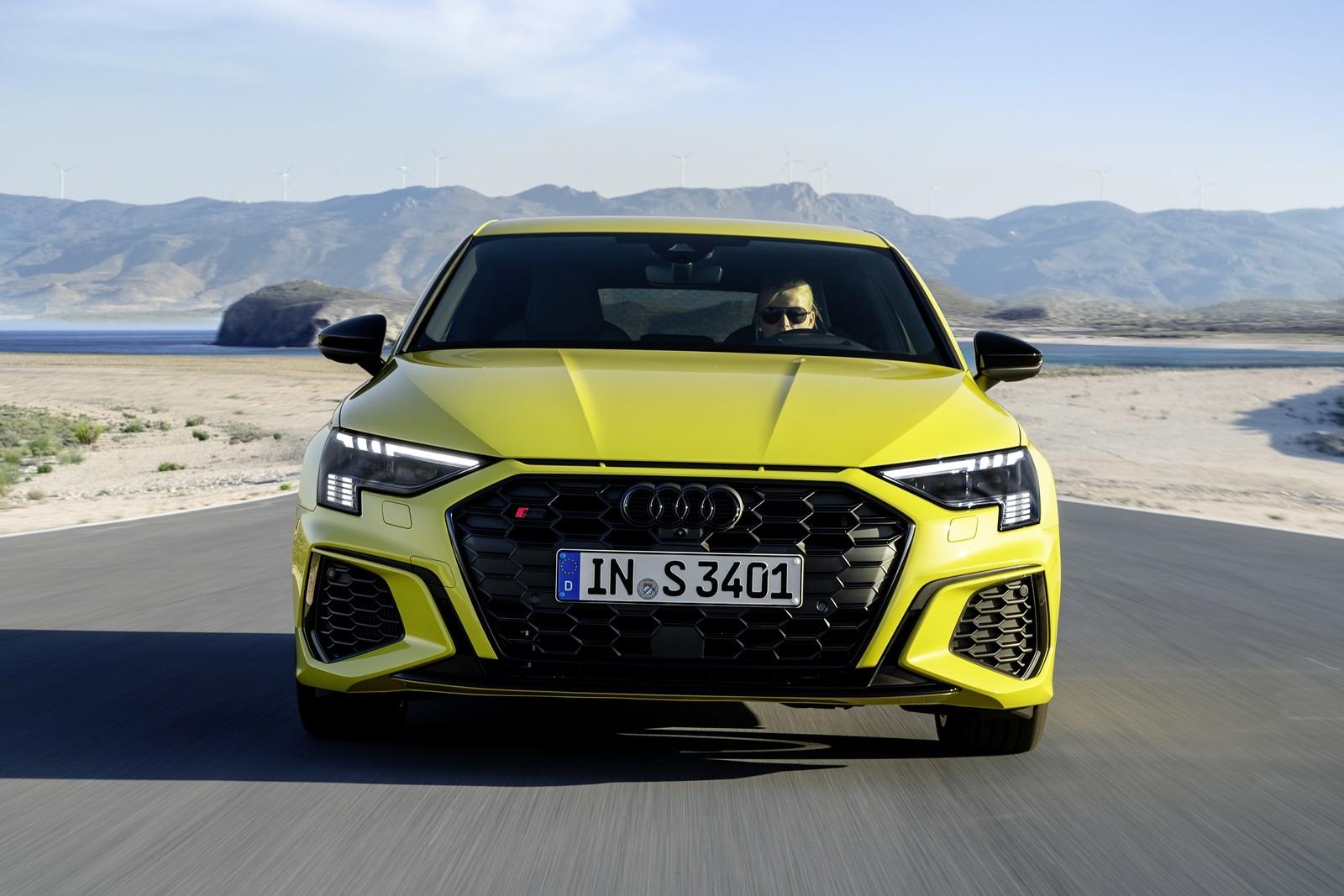 Foto de Audi S3 2020 (33/54)