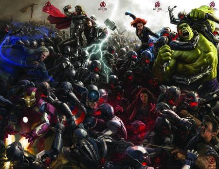 Estreno del tráiler de la película de los Vengadores: la era de Ultrón