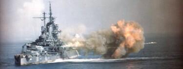 Barcos hundidos en la Segunda Guerra Mundial emergen del mar en Japón: así ha rescatado la naturaleza estos naufragios bélicos