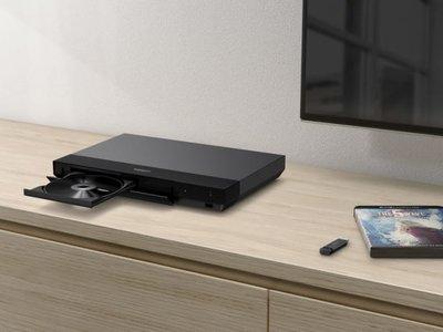 Sony anuncia su primer reproductor Blu-ray UHD económico compatible con Dolby Vision