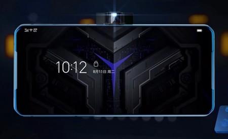 El Lenovo Legion se prepara para sorprendernos, pero no con sus 144 Hz o su carga de 90 W, sino con su cámara pop-up lateral