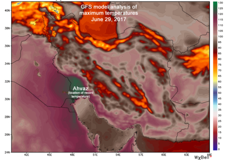 Mapa Temperatura