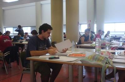 Prospera el 'apadrinamiento de estudiantes' en Málaga