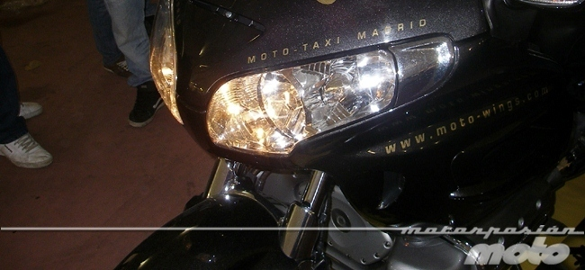 moto Taxi Madrid
