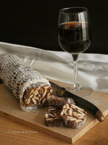 Salchichon De Chocolate 27