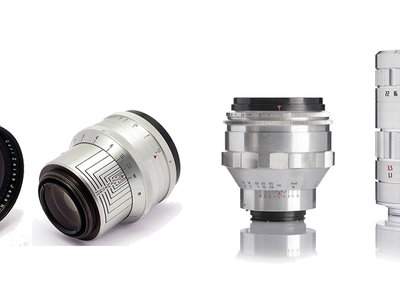 Oprema Jena es un nuevo objetivo con el que se pretende revivir el legendario Zeiss Biotar 75mm f/1,5