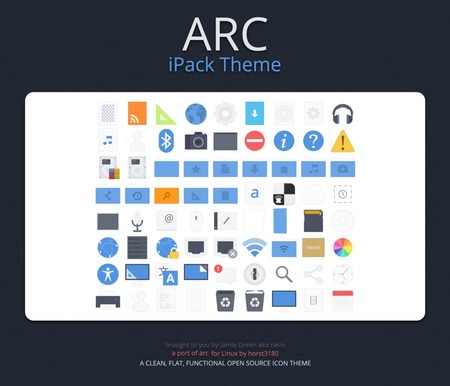 Arc Icons By Neiio Da82wh9