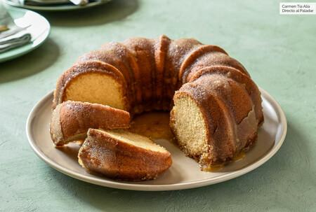 Bundt cake de mantequilla al estilo Kentucky, receta fácil de bizcocho para repetir una y otra vez