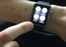 El Model S puede aparcar él solito mediante Apple Watch