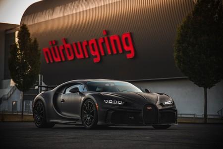 Bugatti Chiron Pur Sport Nurburgring 2020 022