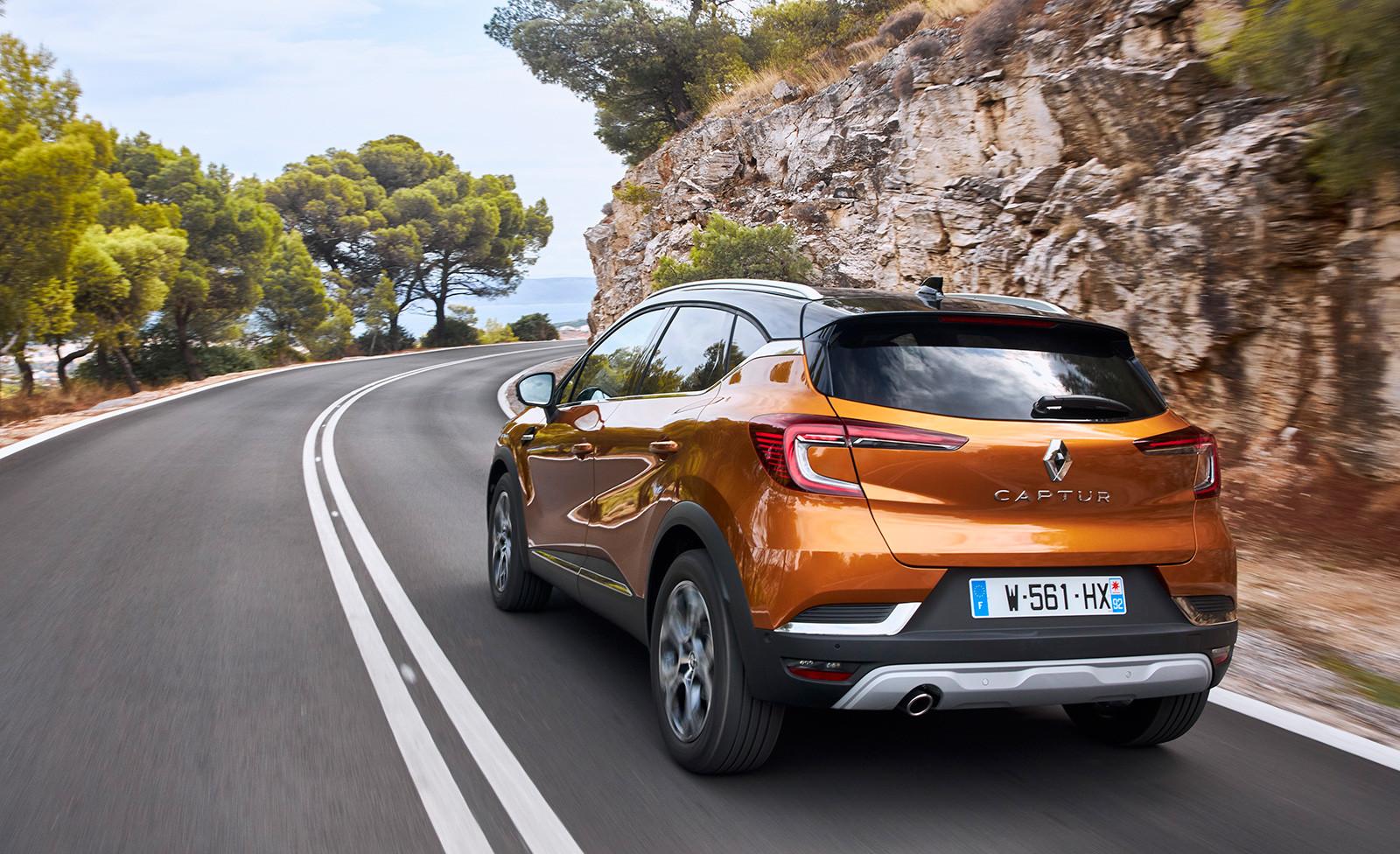 Foto de Renault Captur 2020: primera prueba (17/29)