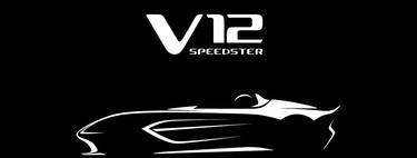 Aston Martin V12 Speedster, solo 88 unidades cargadas de diversión al aire libre