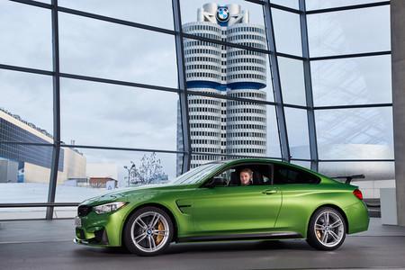 BMW M4 Coupé Marco Wittmann