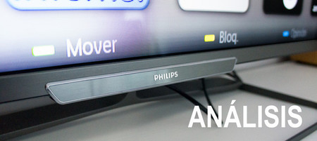 Philips Smart TV serie 6008, análisis