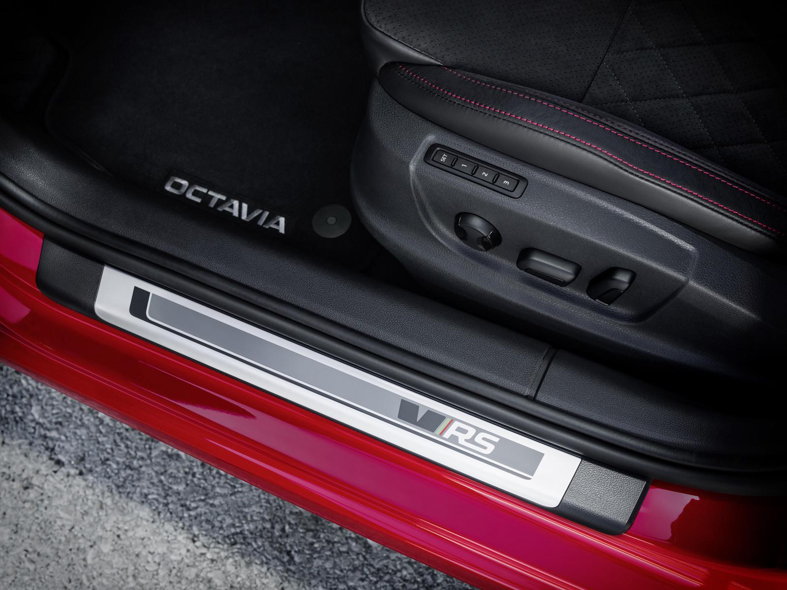 Foto de Škoda Octavia Combi RS 245 (prueba) (1/55)